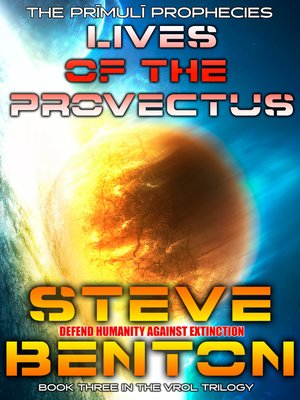 cover image of Lives of the Provectus