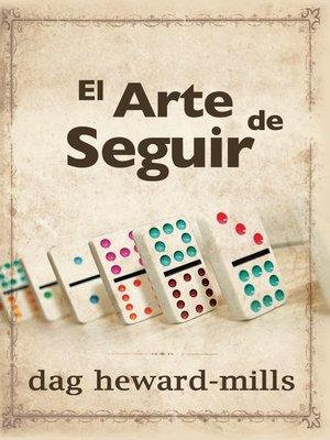 cover image of El Arte de Seguir