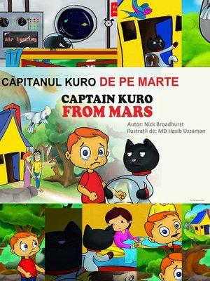 cover image of Căpitanul Luro De Pe Marte