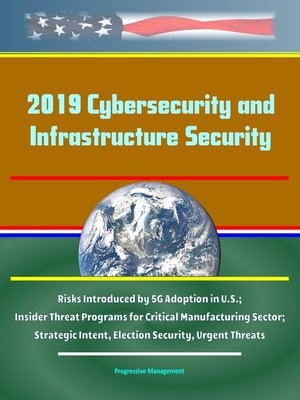 cover image of 2019 Cybersecurity and Infrastructure Security