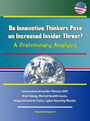 cover image of Do Innovative Thinkers Pose an Increased Insider Threat?