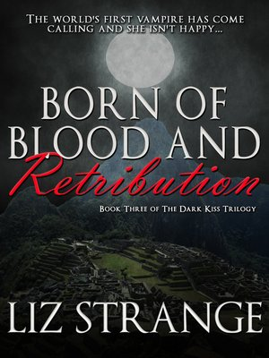 cover image of Born of Blood and Retribution