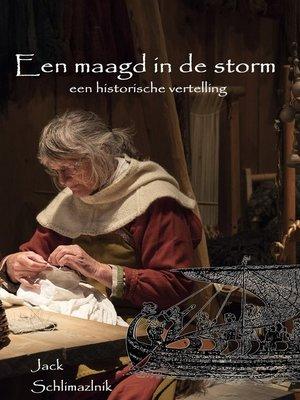cover image of Een maagd in de storm