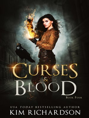 cover image of Curses & Blood