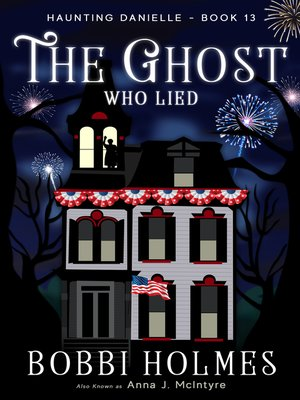 cover image of The Ghost Who Lied