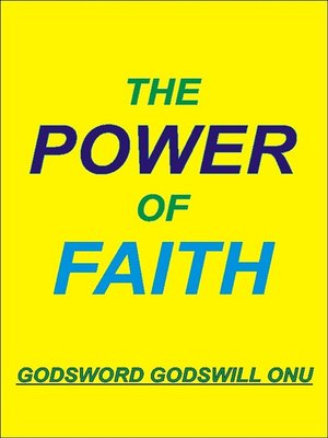 cover image of The Power of Faith