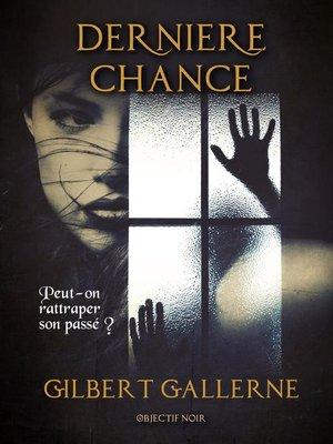 cover image of Dernière chance