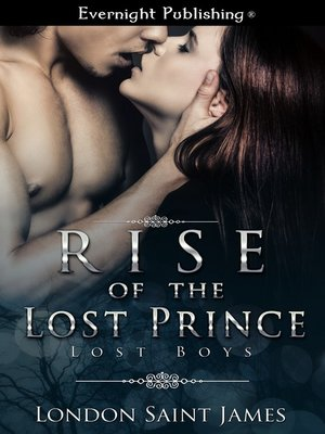 cover image of Rise of the Lost Prince