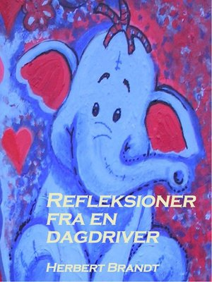 cover image of Reflektioner fra en dagdriver