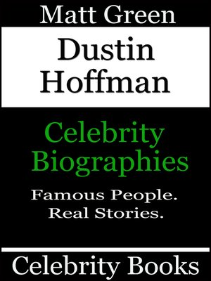 cover image of Dustin Hoffman