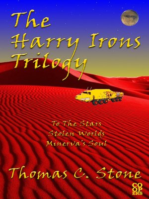 cover image of The Harry Irons Trilogy