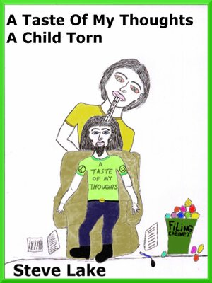 cover image of A Taste of My Thoughts a Child Torn