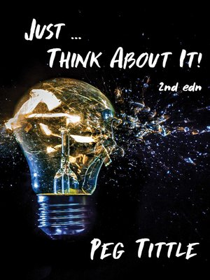 cover image of Just ... Think about It! (2nd Edn)