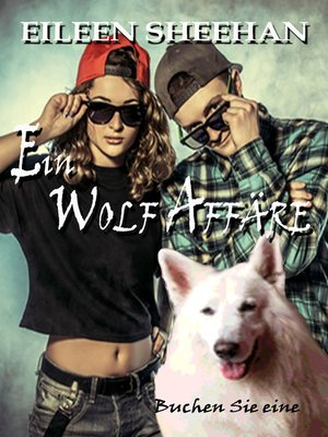 cover image of ein Wolf Affäre