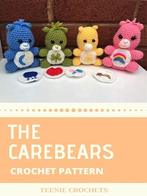 cover image of The Carebears Crochet Pattern