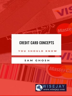cover image of Credit Card Concepts