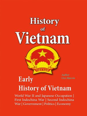 cover image of History of Vietnam, Early History of Vietnam