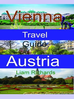 cover image of Vienna Travel Guide, Austria