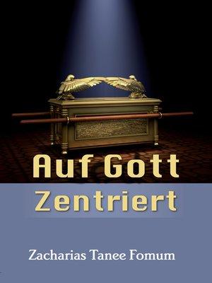 cover image of Auf Gott Zentriert