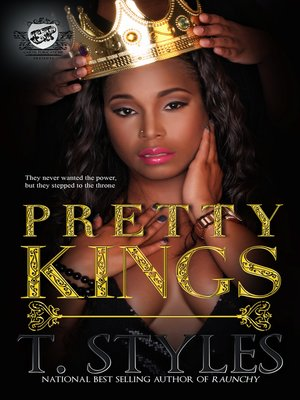 cover image of Pretty Kings