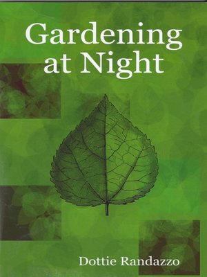 cover image of Gardening at Night