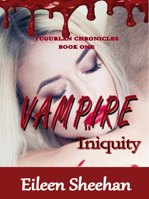 cover image of Vampire Iniquity