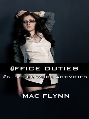 cover image of Office Duties #6 (Demon Paranormal Romance)