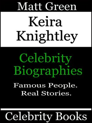 cover image of Keira Knightley