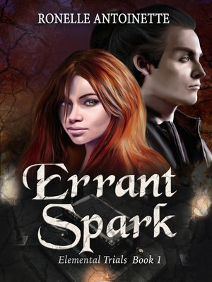 cover image of Errant Spark (Elemental Trials Book 1)