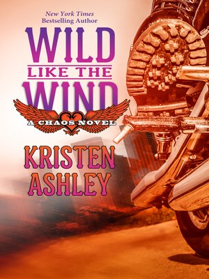 cover image of Wild Like the Wind