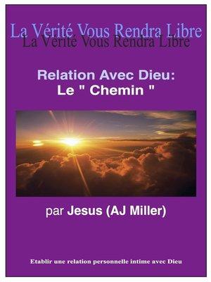 cover image of Relation avec Dieu