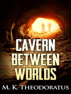 cover image of Cavern Between Worlds
