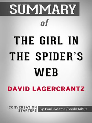 cover image of Summary of the Girl in the Spider's Web