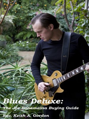 cover image of Blues Deluxe