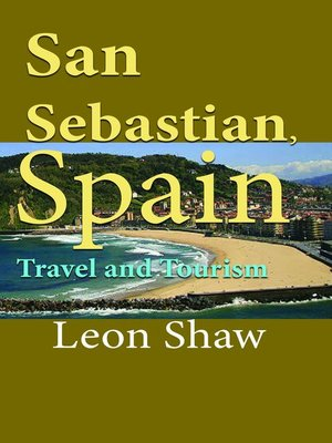 cover image of San Sebastian, Spain
