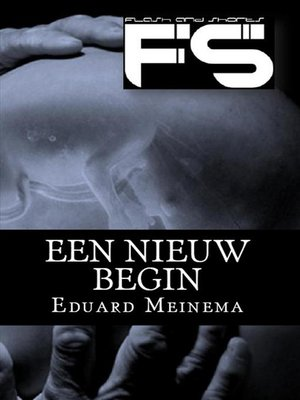 cover image of Een nieuw begin