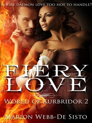 cover image of Fiery Love