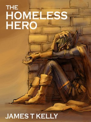 cover image of The Homeless Hero