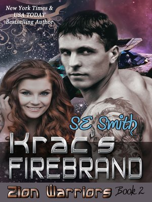 cover image of Krac's Firebrand