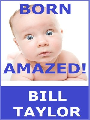 cover image of Born Amazed!