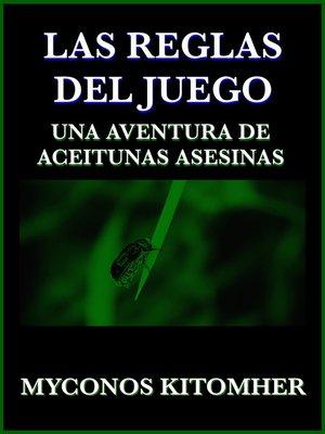 cover image of Las reglas del juego