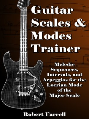 cover image of Guitar Scales and Modes Trainer