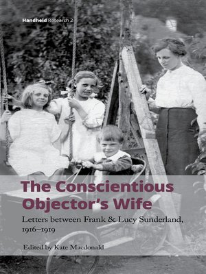 cover image of The Conscientious Objector's Wife