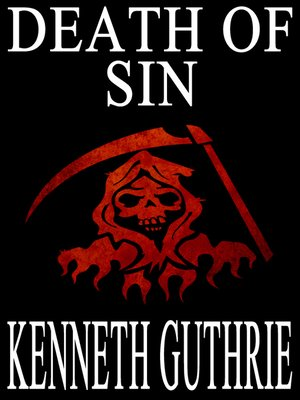 cover image of Death of Sin (Sin Fantasy Thriller Series #9)