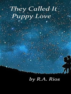 cover image of They Called It Puppy Love