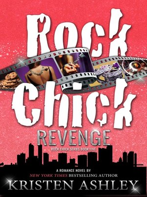 cover image of Rock Chick Revenge