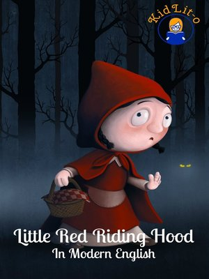 cover image of Little Red Riding Hood for the Modern Reader (Translated)
