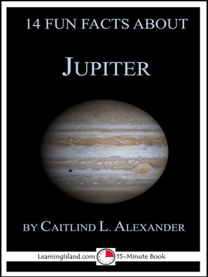 cover image of 14 Fun Facts About Jupiter