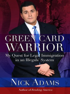 cover image of Green Card Warrior