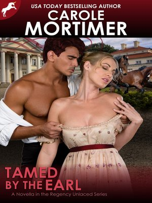 cover image of Tamed by the Earl (Regency Unlaced 9)
